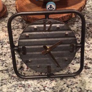 Other - Metal Clock